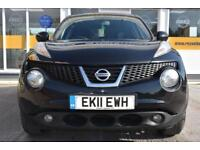 2011 11 NISSAN JUKE 1.6 ACENTA PREMIUM GOOD AND BAD CREDIT CAR FINANCE AVAILABLE