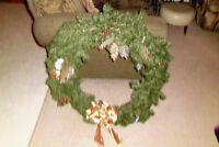 Large Christmas Wreath For Sale