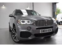 2014 BMW X5 3.0d ( 313bhp ) M Sport 7 SEATER, CAMERA, DRIVE ASIST DEPOSIT TAKEN