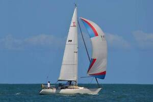 Sigma 33 Offshore One Design Scarborough Redcliffe Area Preview