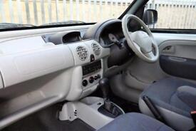 2009 Renault Kangoo 1.6 16v Expression 5dr Petrol grey Automatic