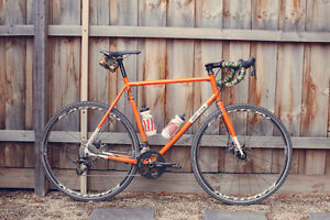 LOOKING for a cyclocross bike
