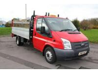 Ford Transit 2.2TDCi ( 125PS ) (350EF DROPSIDE WITH TAIL-LIFT DIESEL TRUCK