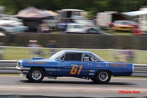 1961 Pontiac Drag Racer