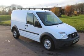 Ford Transit Connect 1.8TDCi T200 SWB Diesel Van 62 reg £4,995 + Vat