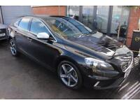 Volvo V40 D3 R-DESIGN NAV-HEATED SEATS