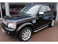Land Rover Discovery 4 TDV6 XS.