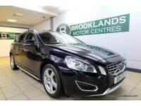 Volvo V60 D5 215 ES Geartronic Auto [RARE CAR WITH FULL LEATHER]