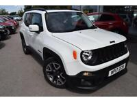 2017 Jeep Renegade 1.6 MultiJet II Night Eagle II (s/s) 5dr Diesel white Manual