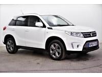 2015 Suzuki Vitara SZ-T DDIS Diesel white Manual