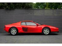 Ferrari Testarossa 4.9 CLASSICHE CERTIFIED