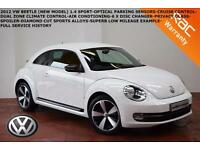 2012 Volkswagen Beetle 1.4 TSI (160ps) Sport-P. SENSORS (F & R)-CRUISE-F.S.H.