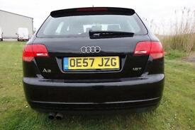 2007 Audi A3 1.8 TFSI Sportback S Tronic 5dr