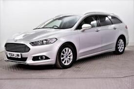 2015 Ford Mondeo TITANIUM ECONETIC TDCI Diesel silver Manual