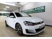 Volkswagen Golf GTi 2.0 TSI 220 [5X SERVICES, SAT NAV and 19in ALLOY WHEELS]
