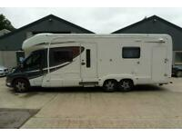 wheelchair adapted Autotrail Frontier Comanche S 5 berth motorhome for sale