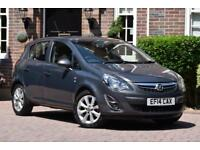 '14' Vauxhall/Opel Corsa 1.4i 16v VVT ( 100ps ) ( a/c ) Excite 5dr ONLY 18,000 M