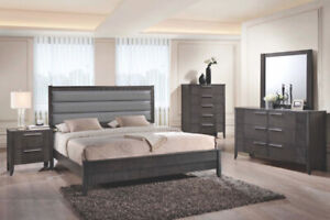 Grayson Bedroom set $1350.00 Delivery & Setup Included