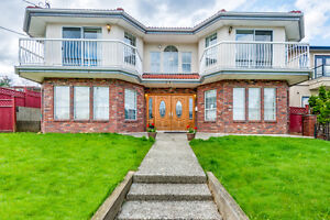 Investment Burnaby Home: 9Bd/6Bth, huge CORNER LOT w. Mtn VIEWS