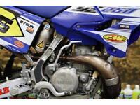 2015 YAMAHA YZ 250 MOTOCROSS BIKE PRO CIRCUIT EXHAUST, RENTHAL HANDLEBARS