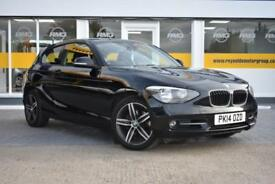 GOOD CREDIT CAR FINANCE AVAILABLE 2014 14 BMW 120d SPORT AUTOMATIC