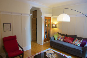 Great Mile End apartment 4½ (Lease transfer)