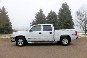 2004 Chevrolet Silverado 1500 Z71- Crew Cab. Certified & ETested