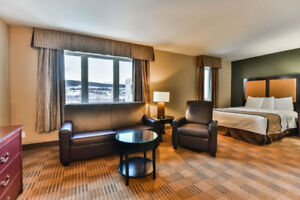 Great accommodations, great rates and pet friendly!!