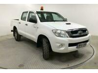 2011 Toyota Hilux HL2 4X4 D-4D DCB AIR CON 1 OWNER DIRECT +VAT (DUE IN) Pick Up