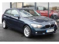 2014 BMW 1 Series 2.0 120d SE Sports Hatch 3dr (start/stop)