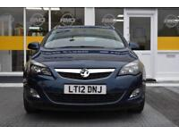 BAD CREDIT CAR FINANCE AVAILABLE 2012 Vauxhall Astra 1.6 SRi