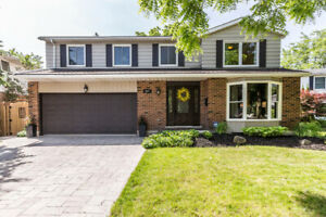 Updated 4 Bedroom 3000sqft Home in Desirable Beechwood Community