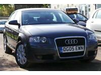 2005 Audi A3 1.6 Special Edition Sportback 5dr
