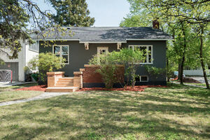 Beautifully Restored River Heights Bungalow