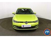 2020 Volkswagen Golf 1.5 TSI 150 Style 5dr Hatchback Petrol Manual
