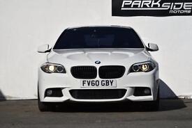 2010 BMW 5 Series 2.0 520d M Sport 4dr