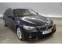 BMW 5 Series 520d M Sport 4dr Step Auto [Start Stop]