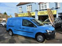 BAD CREDIT CAR FINANCE AVAILABLE 2011 11 VOLKSWAGEN CADDY MAXI TDI 102 C20