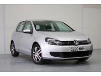 2010 VOLKSWAGEN GOLF 1.6 TDI SE FULL SERVICE HISTORY, £152 A MONTH