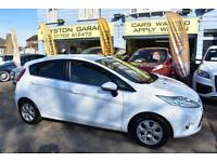 BAD CREDIT CAR FINANCE AVAILABLE 2011 61 FORD FIESTA 1.6TDCi ECONETIC ZETEC