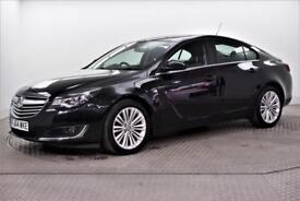 2014 Vauxhall Insignia DESIGN CDTI ECOFLEX S/S Diesel black Manual