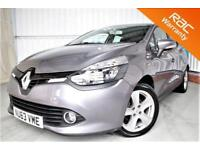 2014 63 RENAULT CLIO 1.5 EXPRESSION PLUS ENERGY DCI STOP/START! 5D 90 BHP P/X WE