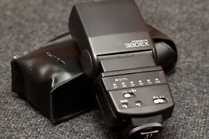 Canon Speedlite Flash 380EX
