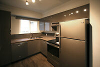 NEW!! SPACIOUS & BEAUTIFUL-RENOVATED ONE BED SUITE IN BANKVIEW