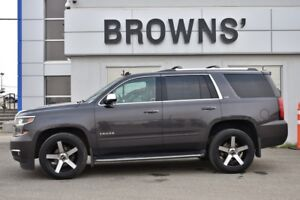 2015 Chevrolet Tahoe LTZ W/Heated & Cooled Front Seats
