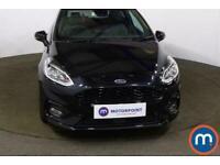2018 Ford Fiesta 1.0 EcoBoost 140 ST-Line X 3dr Hatchback Petrol Manual