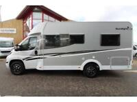 Sunlight T64 4 Berth Motorhome for sale