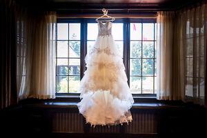 Wedding Dress- Size:4