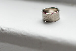 100% fair trade Palladium Ring, Hypo-allergenic, Viking-like Gatineau Ottawa / Gatineau Area image 1
