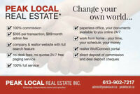 Peak Local Real Estate Inc